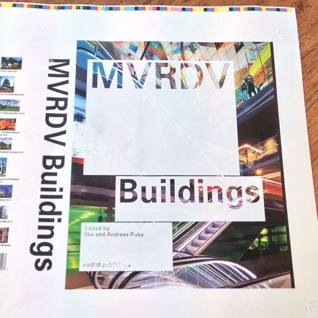Coming soon.... The second extended edition of 'Buildings' is at the printer. Yeah!