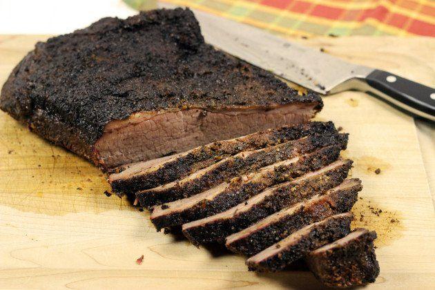 Smoked Beef Brisket Image