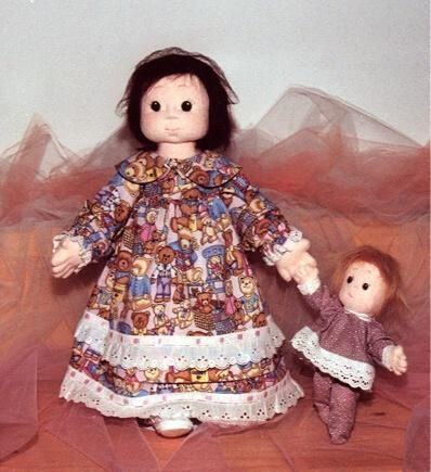 (9) Name: 'Sewing : Soft Sculpture Doll PDF Pattern Maggie