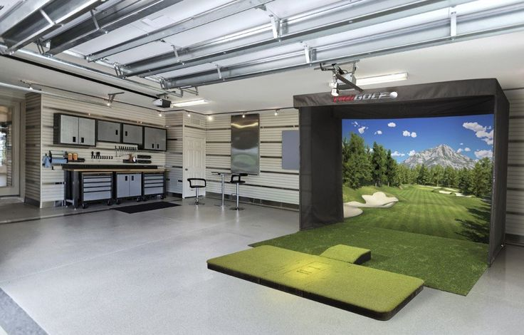 Vista Golf Simulator - TruGolf