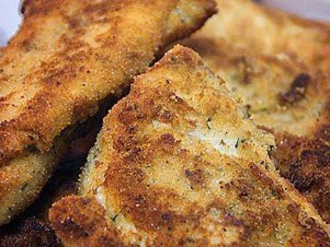 Pechugas rellenas con salsa de champiñones - Receta Plato : Pechugas rellenas con champiñones por Dviciobarcelona