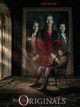 The Originals - spin-off de la série Vampire Diaries, que je préfère., centrée sur le personnage de Klaus saison 2 en cours. Je décroche c'est bof