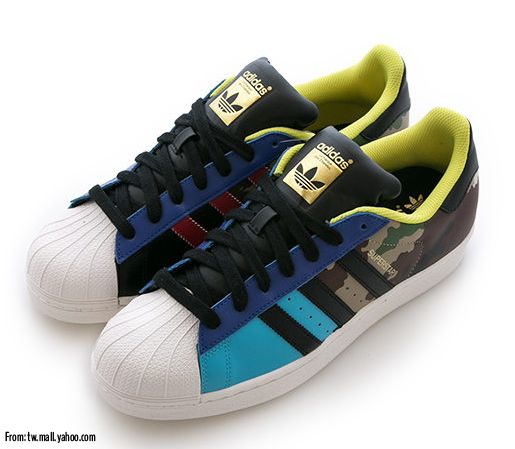 Adidas Superstar Oddity Pack