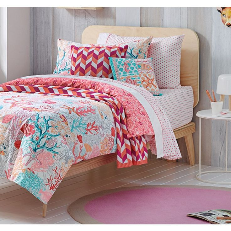 Angelfish Quilt Cover Set By Sheridan Junior Project 4