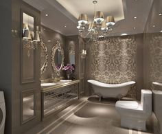 Check the most recent trends for luxury bathrooms. Find more at insplosion.com