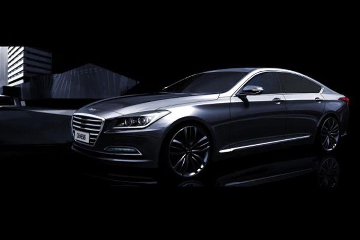 2015 Hyundai Genesis