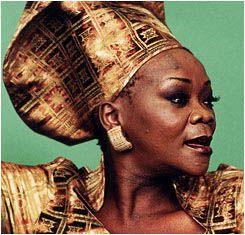 Brenda Fassie. Beautiful soul.