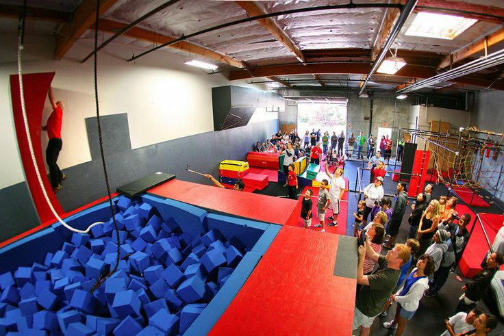 Apex Movement NorCal In Concord CA Parkour Gym