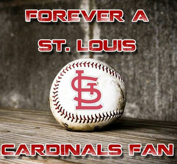 Forever a Cardinals fan