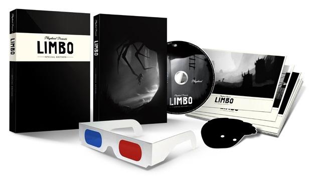 Limbo ganha versão física especial com direito a 3D