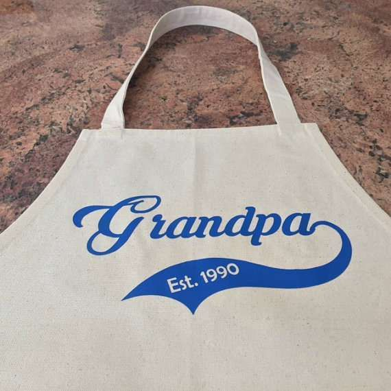 Personalized Name Apron - Star Baker - Cook - Chef - Custom Baking Apron - BBQ  £24.95