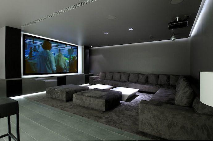 HOME CINEMA :D