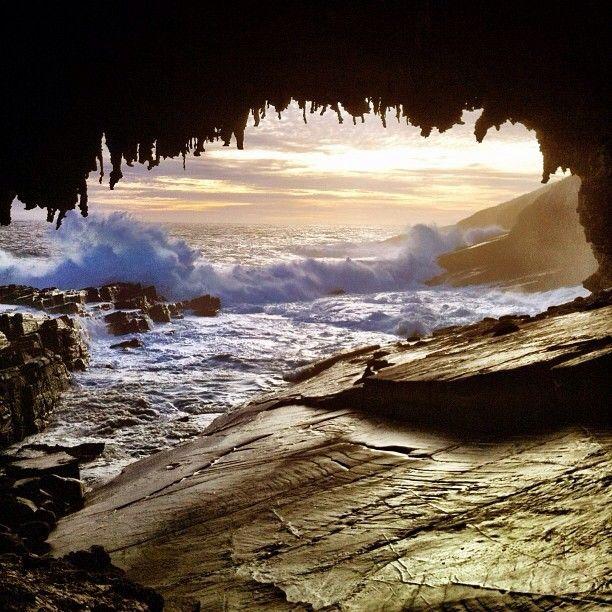Admiral Arch, Kangaroo Island, South #Australia by digitalchef (instagram)