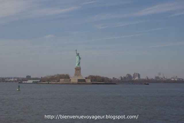 Bienvenue Voyageur : New York en 9 días - Día 2: Zona Cero, Wall Street, Times Square y La estatua de la Libertat