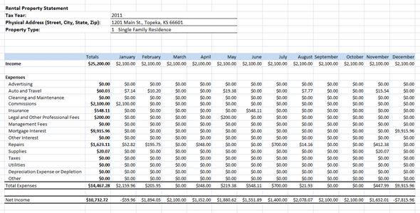 Bryce Donaldson (bdonaldson3186) on Pinterest - rental property analysis spreadsheet