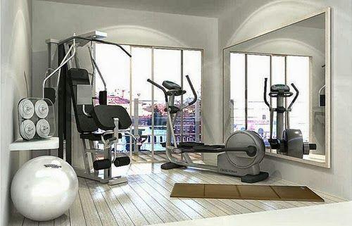 17 mejores im genes sobre gym en pinterest proyectos en - Gimnasio para casa ...
