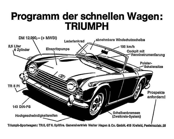 1157 best Standard/Triumph Car Adverts images on Pinterest