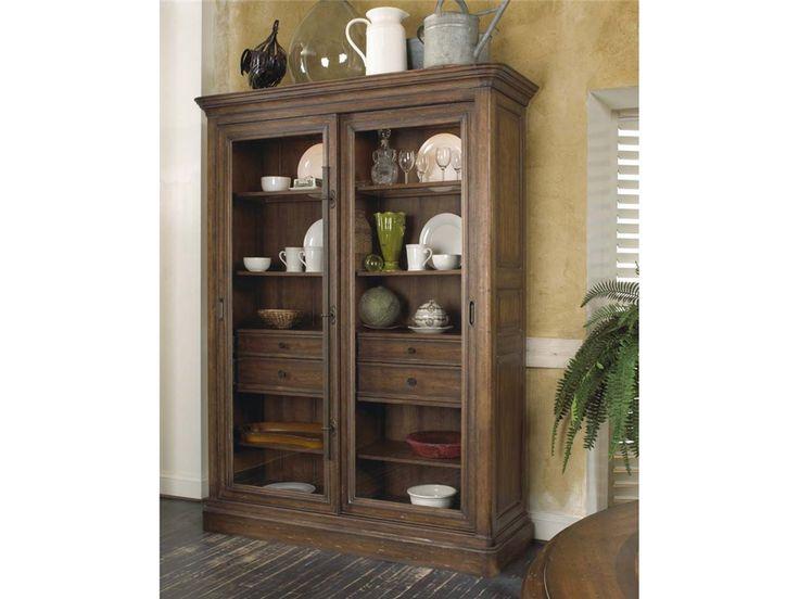 Fine Furniture Design And Mkt Dining Room Display Cabinet 1702183