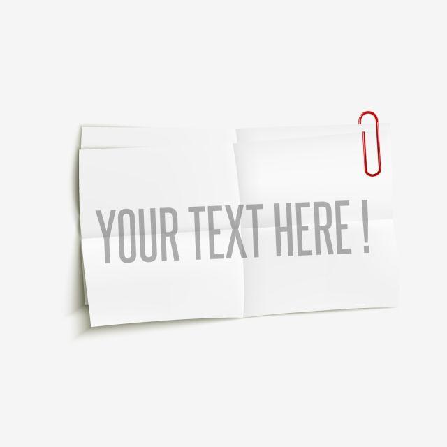 نص ورقة مطوية مطوية ورقة أضعاف Png والمتجهات للتحميل مجانا Paper Frames Paper Ornaments Text