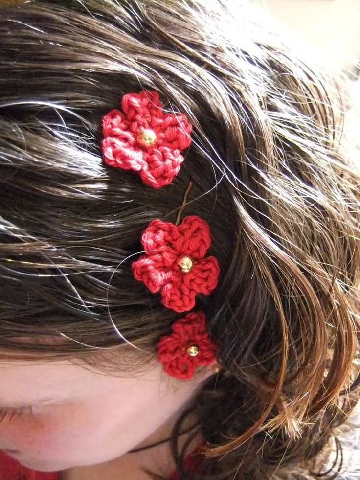 Instant satisfaction project, hair clips
