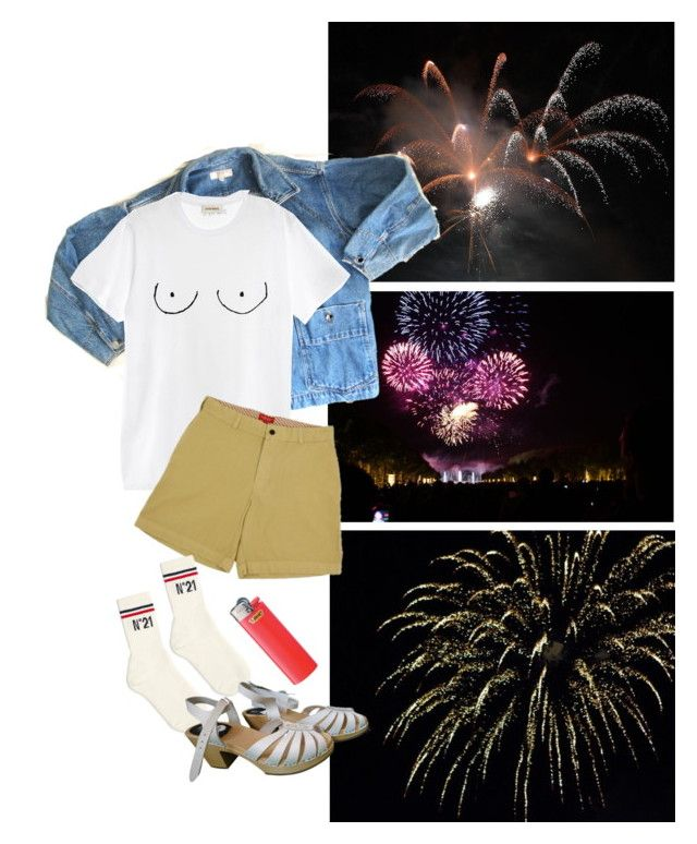 """""""real """"classy"""""""" by a-jwil ❤ liked on Polyvore featuring GUESS, Diesel, Southern Proper, N°21 and Swedish Hasbeens"""