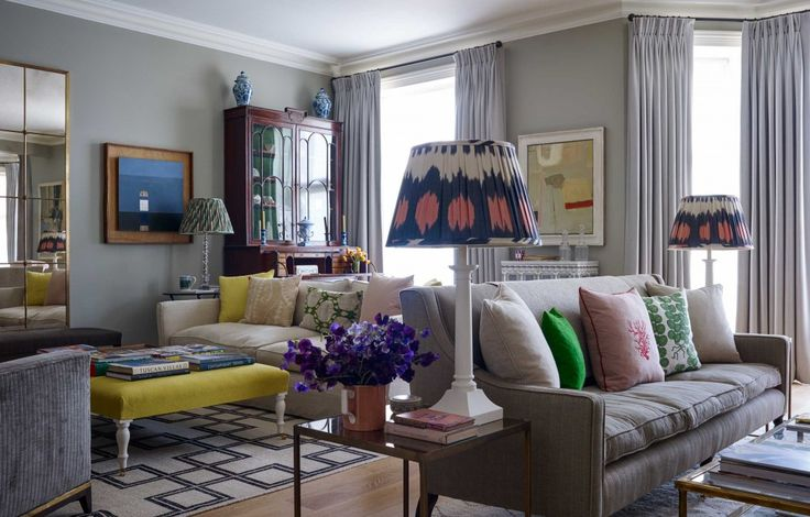 A London Pied-A-Terre by Ben Pentreath | KATIE ARMOUR TAYLOR
