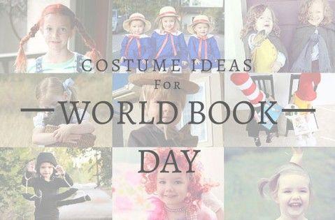 World Book Day costume ideas - goodtoknow