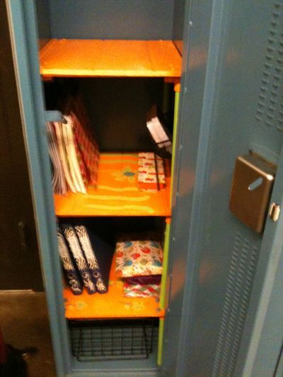 locker.jpg - make your own locker shelves