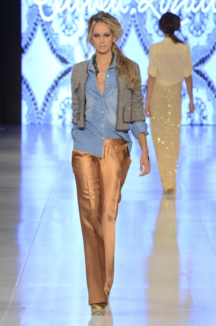 Renata Lozano / Bogotá Fashion Week 2012. (Fall - Winter 2012 - 13)