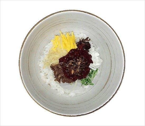 한식조리기능사실기 비빔밥
