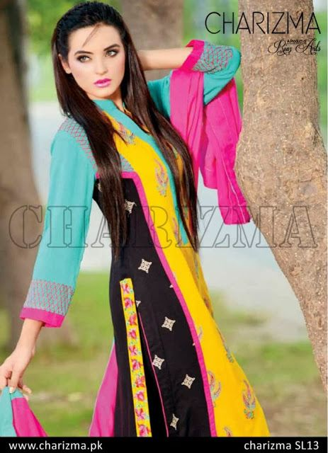 It s all about the colour charizma new winter fall dresses collection