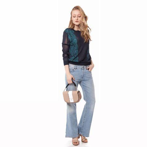 Γυναικεία μπλούζα Juicy Couture μπλε