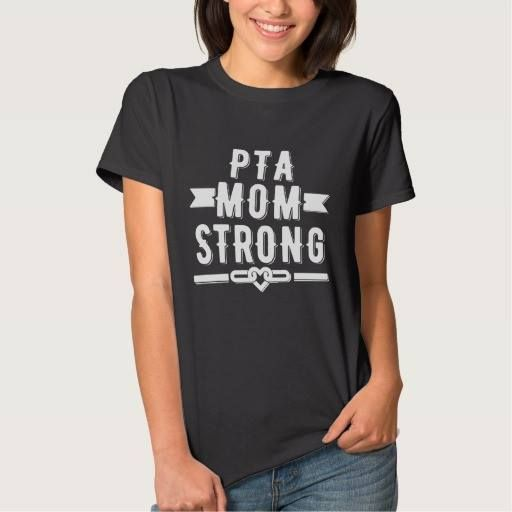 (PTA mom strong women's graphic Shirt)… - What more to say other than we just LOVE cool stuf