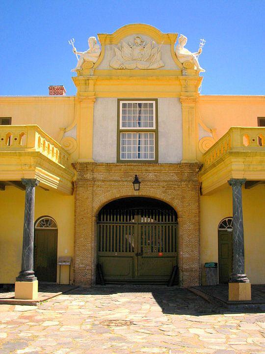 Kasteel die Goeie Hoop - Cape Town, Western Cape South Africa