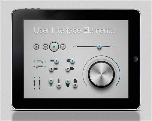 User Interface Elements #ui