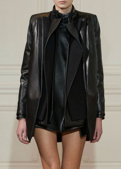Style Peg. Let's do this! | Rad Hourani haute couture s/s 2013