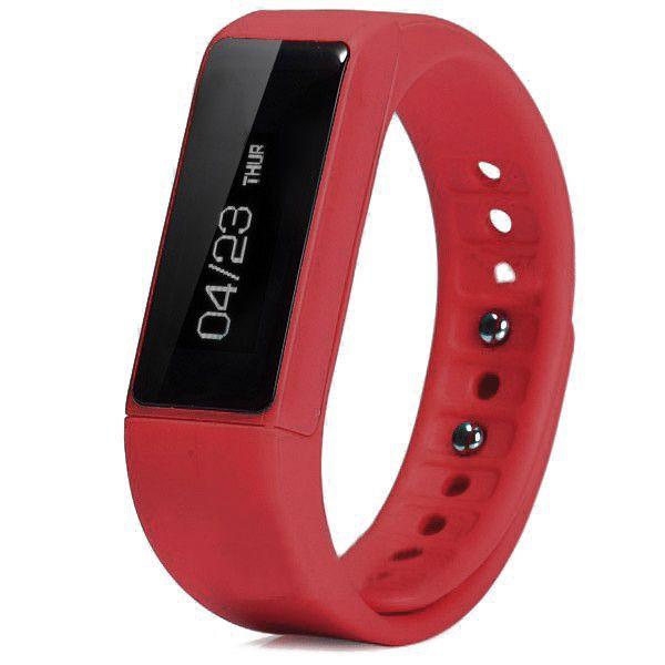 I5 Plus Bluetooth 4.0 Bracelet Activity Wristband Smart Watch