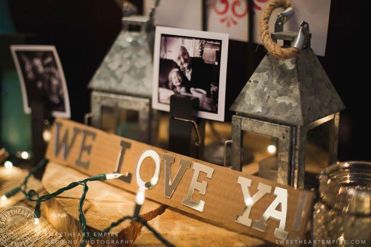Fantasy Farm - vintage DIY wedding decor #sweetheartempirephotography