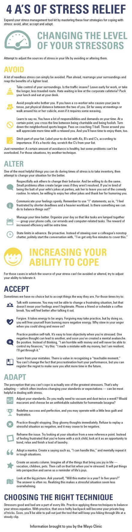 Ways to Reduce Stress at the Office