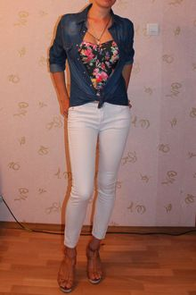 Women's White Jeans on #Aliexpress