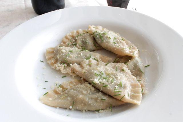 Italiaans koken met Antoinette: Schlutzkrapfen, gevulde pasta uit de Val Pusteria