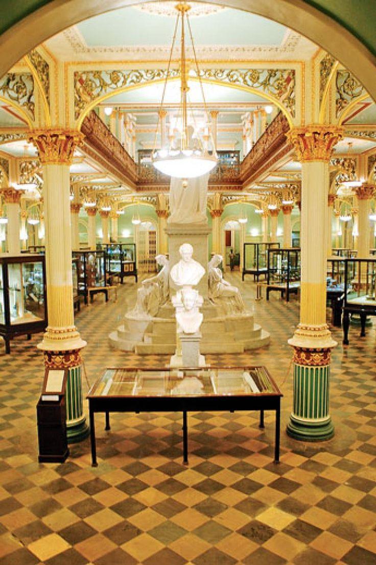 Museo Victoria y Alberto, Londres.
