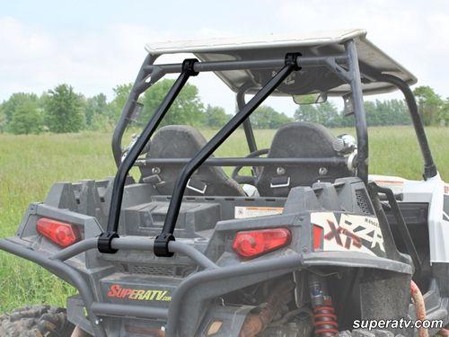 Polaris RZR XP 900 Rear Cage Support