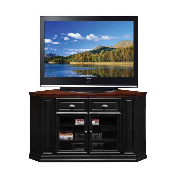 Leick 87236 62-in Tall Corner TV Stand | ATG Stores