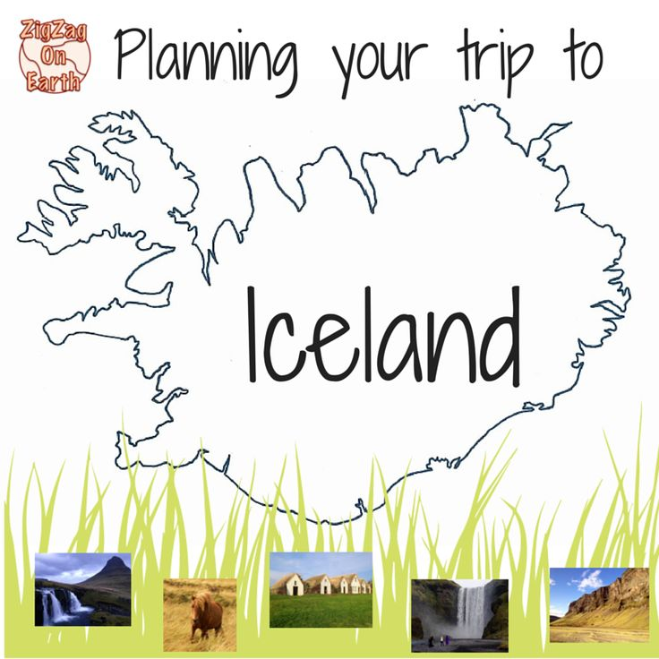Planning your trip to Iceland