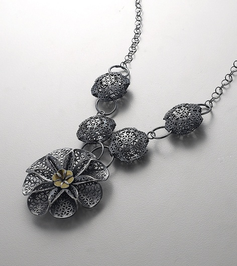 necklace by YOUNG JOO YOO -USA