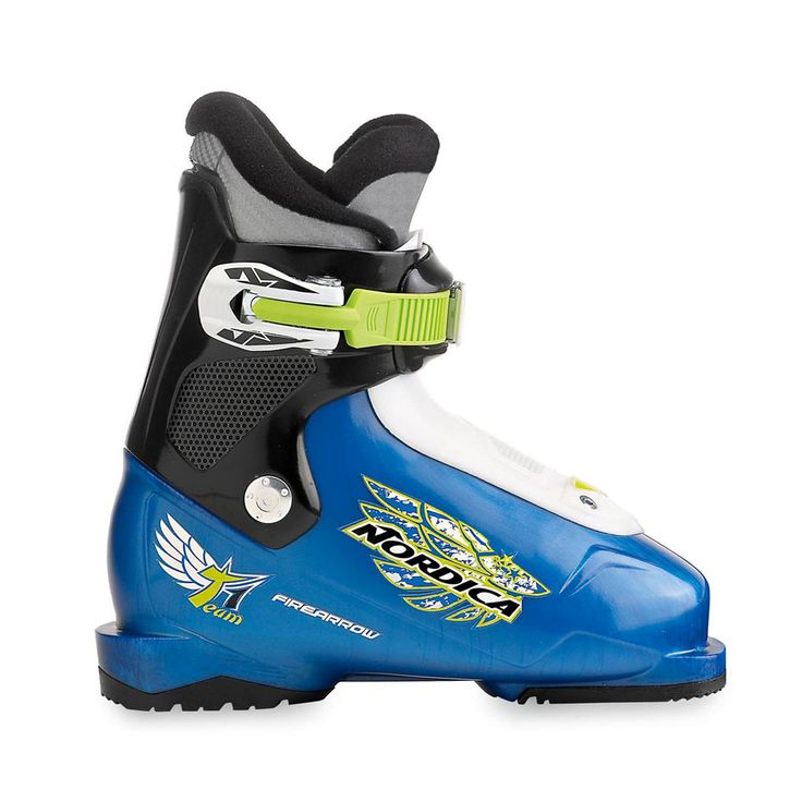 Nordic Fire Arrow Team 1 JR Ski Boots - Kids' 2014 | Nordica for sale at US Outdoor Store