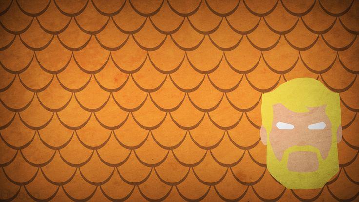 Superheroes - Minimalistic Hi-Res Wallpapers - Album on Imgur