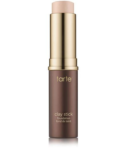 Tarte Clay Stick Foundation | This new stick will make you forget everything you hate about applying foundation in the summer.