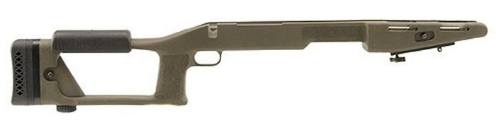 Choate Ultimate Sniper Stock (Savage Short Action Centerfeed) $191